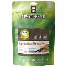 Adventure Food Breakfast Expedition 1 Person