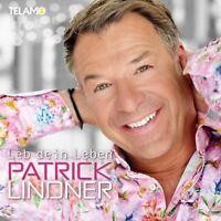 PATRICK LINDNER - LEB DEIN LEBEN   CD NEW
