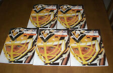 FIVE 1990-91 PITTSBURGH PENGUINS OFFICIAL YEARBOOK - STANLEY CUP YEAR  WHOLESALE