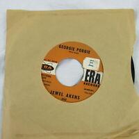 Jewel Akens ERA 45 Record Georgie Porgie Around The Corner Vintage Music