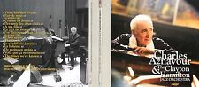 CD Charles Aznavour and The Clayton Hamilton Jazz Orchestra (2009) Gatefold Card