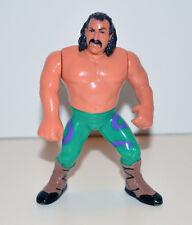 WWF WWE Hasbro Jake La Serpiente Roberts lucha libre figura de estilo vintage y retro 1980s 1990s
