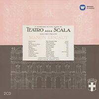 Maria Callas - Puccini: Manon Lescaut (1957) - Maria Callas Remastered [CD]