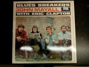 John Mayall Bluesbreakers Vinyl LP With Eric Clapton