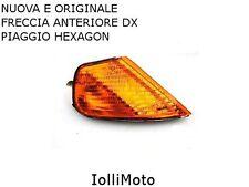 NUOVA FRECCIA LAMPEGGIANTE ANTERIORE DESTRA COMPLETA PIAGGIO HEXAGON 125 150