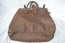 BRUNELLO CUCINELLI buffalo leather carry-on  bag $3350