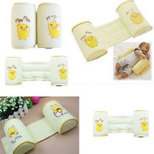 Baby Toddler Safe Cotton  Roll Pillow Sleep Head Positioner Anti-rollover OP
