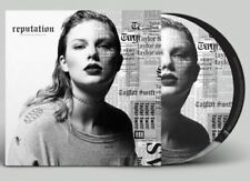 TAYLOR SWIFT - REPUTATION picture disc (Double LP Vinyl) sealed