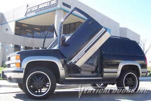 Chevy Tahoe 95-99 Lambo Kit Vertical Doors Inc 96 97 98
