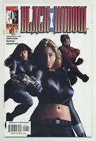 Black Widow #1 2001 Daredevil Devin Grayson Greg Rucka Scott Hampton Marvel D