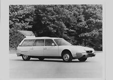 """CITROEN CX SAFARI PRESS PHOTO/ """"CAR BROCHURE"""""""