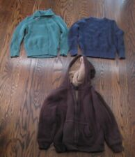 Lot of 3 BabyGap Old Navy Sweaters Hoodie Size 5T
