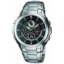 Casio Edifice Chronograph Anadigi Black Dial Men's Watch EFA-116D-1AV