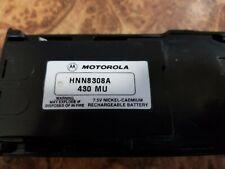 OEM Motorola HNN8308A 7.5v Battery New