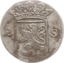Niederlande, Provinz Holland, 2 Stuiver 1725