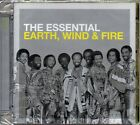 THE ESSENTIAL EARTH, WIND & FIRE - 2 CD (NUOVO SIGILLATO)