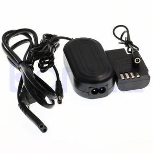 PANASONIC DMW-BLF19 Battery Replace DMW-AC8 AC Adapter + DMW-DCC12 DC Coupler