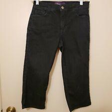 NYDJ Not Your Daughter's Jeans Size 4p Petite Capri Jeans