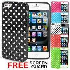Fundas y carcasas Para iPhone SE de estampado de silicona/goma para teléfonos móviles y PDAs