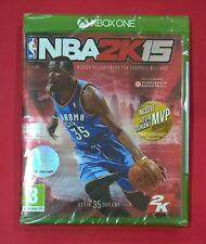 NBA 2K15 - XBOX ONE - NUEVO