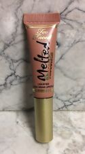 Too Faced Melted CHOCOLATE HONEY Liquified Long Wear Lipstick .16 oz SHIPS FREE