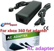 Alimentatore PER CONSOLE Microsoft XBOX 360 Fat Ricambio Compatibile AC ADAPTER