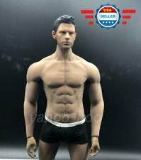 1/6 Resident Evil Chris Redfield PHICEN M33 Seamless Muscular Figure Set