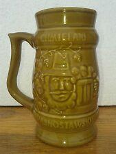 Poland - Kufel do piwa Chmielaki 1987 Krasnystaw duży - Ceramic Beer Stein