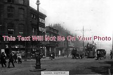 YO 21 - Wicker, Sheffield, Yorkshire c1910 - 6x4 Photo