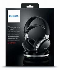 Philips SHD 9000 HiFi Funk Kopfhörer, Super Silence Technology, Auto-Tuning, OVP