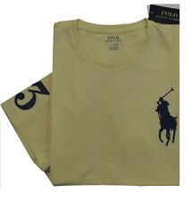 Polo Ralph Lauren Big Pony Crewneck Short Sleeves Classic Tee T Shirt L XL XXL