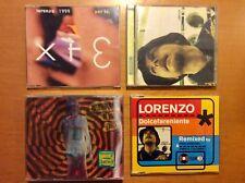 LORENZO JOVANOTTI - LORENZO LIVE - CAPO HORN - DOLCEFARENIENTE - PER TE - 5 CD