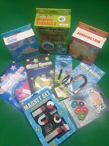 Science and Nature Toys Experiments Bundle 11 Items Gifts