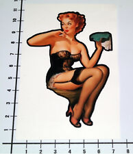 Pin UP Housewife adesivi sticker old school hardcore Girls Army DECAL v8 pu025