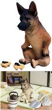 German Shepherd Figurine Yujin Toshio Dogs Life Pet Collection Part 2 From Japan