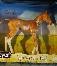 """Breyer SPRINGTIME FOAL """"CAMILA""""  9195 1st in the Series of 1/6 scale horses MIB"""