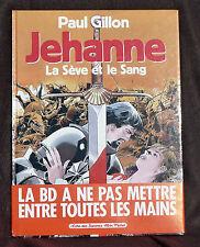 Curiosa Bd érotique pastiche parodie Jehanne Tome 1 et 2  erotic comics