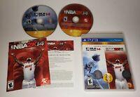 Sports Pack Volume 1: MLB The Show 14 + NBA 2K14 - PS3