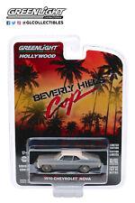 In Stock! 44870-D Greenlight Hollywood 27 Beverly Hills Cop 1970 Chevrolet Nova