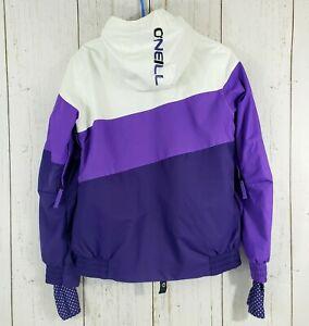 O'NEILL FIFTY2 SERIES Ski Snowboard Jacket WomensLarge L Purple
