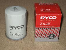 Z442 RYCO Oil Filter suit Nissan Silvia S13 180SX SR20 NX Coupe Bluebird U13 JDM