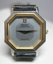 SEIKO LASSALE NOS LADIES LEATHER WATCH REF. ULY66