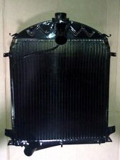 Ford Model A Heavy Duty Radiator 1928  1929 Brand NEW Aftermarket BRASS & COPPER