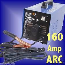 160 AMP ARC WELDER FAN COOLED stick rod 160amp
