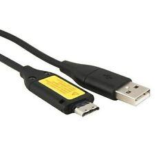 Sincronización de datos USB / Cable Cargador Para Samsung Pl100 Pl120 Pl121 Pl150 Es65 Es60