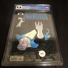 Invincible #5 9.6 CGC First Print Image Comics Kirkman