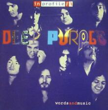 Deep Purple(CD Album)In Profile-EMI-7243 4 95635 2 0-EU-