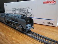 Märklin HO 34881 Dampflok BR 44 DRG grau (as101)