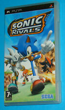 Sonic Rivals - Sony PSP - PAL