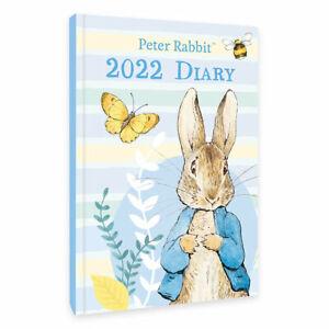 Beatrix Potter - Peter Rabbit - 2022 A5 Diary